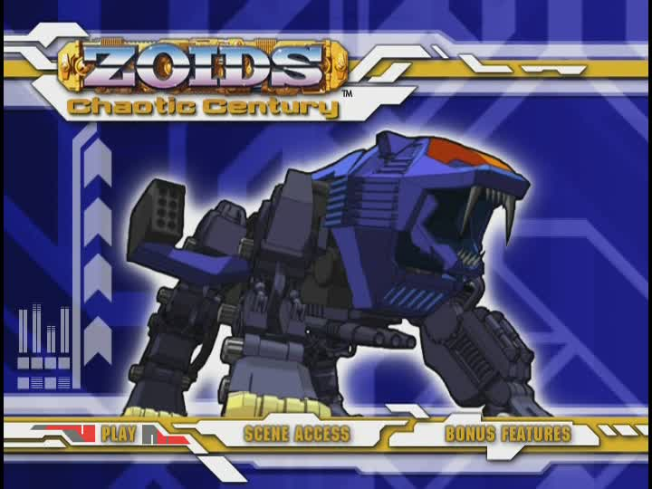 Zoids Chaotic Century