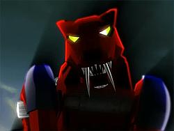 Spook's Character && Zoids Harem ZaberFangRS