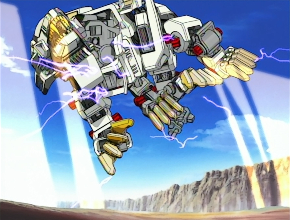 zoids chaotic century episode 58 polly