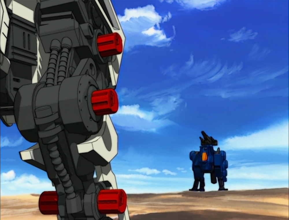 Download Zoids New Century Zero Full Episode 1 Sub Indo ...